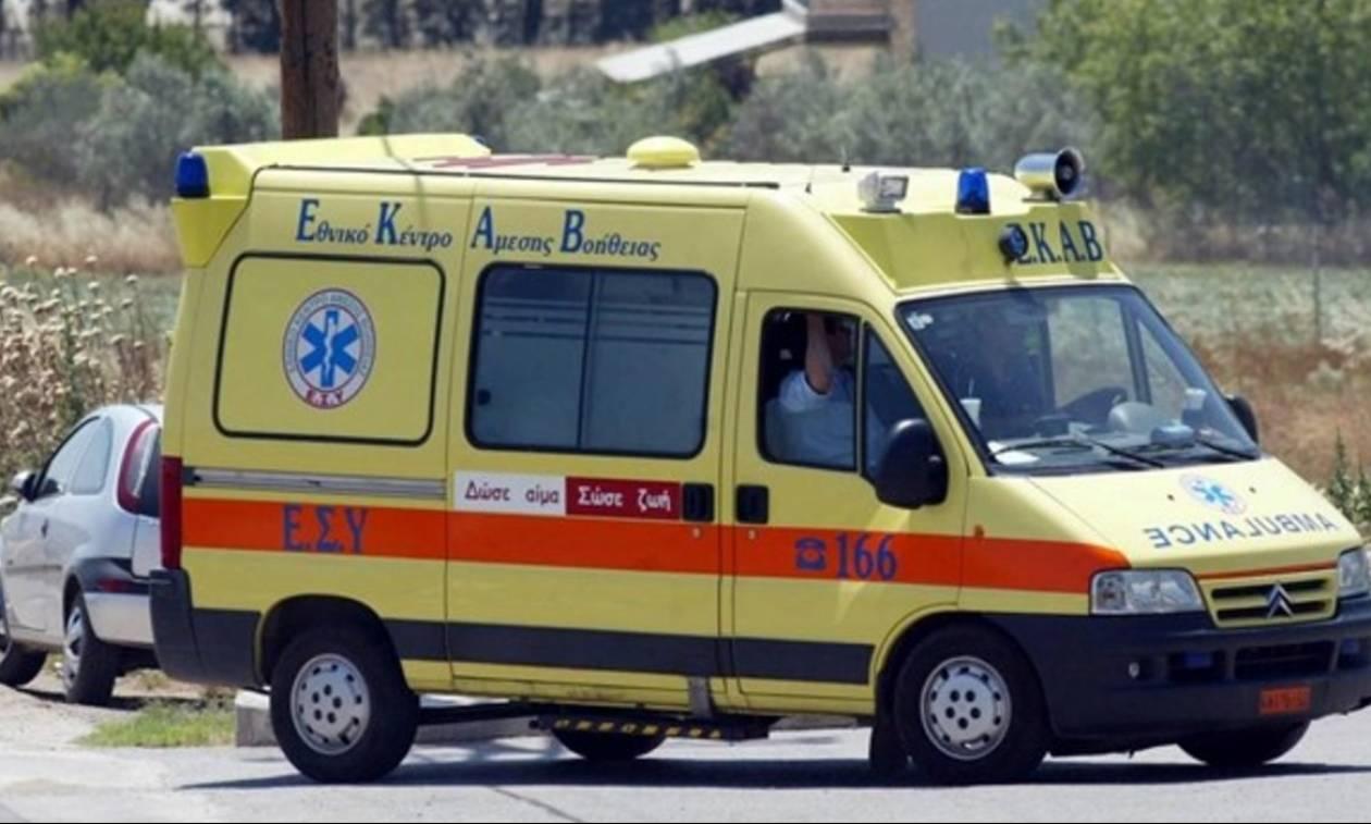 Σοκαριστικό τροχαίο με μηχανές στην Κρήτη - Ακρωτηριάστηκε μία γυναίκα