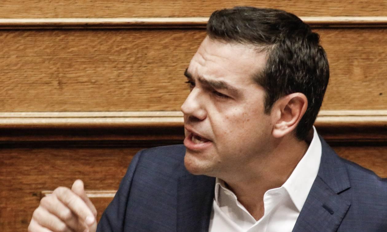 Βουλή: Την Παρασκευή (27/10) οι απαντήσεις Τσίπρα για την αναβάθμιση των F-16