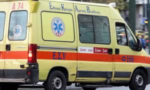 Θρήνος στη Βέροια: Κατέληξε 20χρονος μετά από τροχαίο