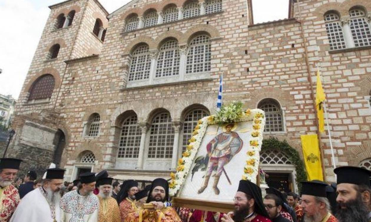 Το θαυματουργό μύρο του Αγίου Δημητρίου – Γιατί λέγεται μυροβλήτης