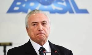 Βραζιλία: Στο νοσοκομείο ο πρόεδρος Μισέλ Τεμέρ