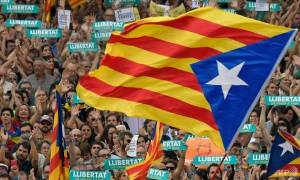 Ένα βήμα πριν την κήρυξη ανεξαρτησίας η Καταλονία