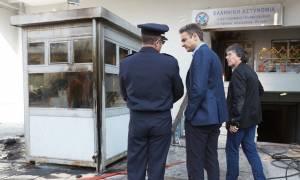 Κυριάκος Μητσοτάκης: Προκλητική αδιαφορία της κυβέρνησης στα θέματα της ασφάλειας