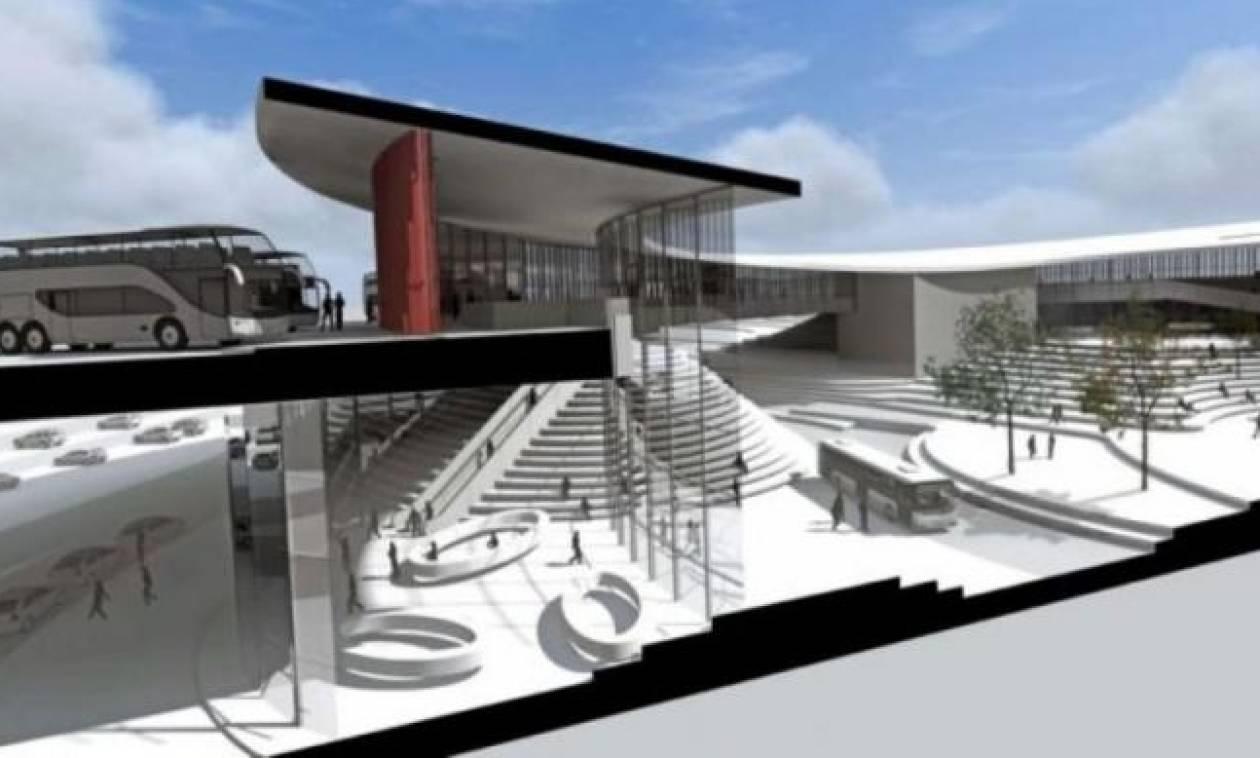 Έτσι θα είναι ο νέος σταθμός των ΚΤΕΛ στον Ελαιώνα (pics)