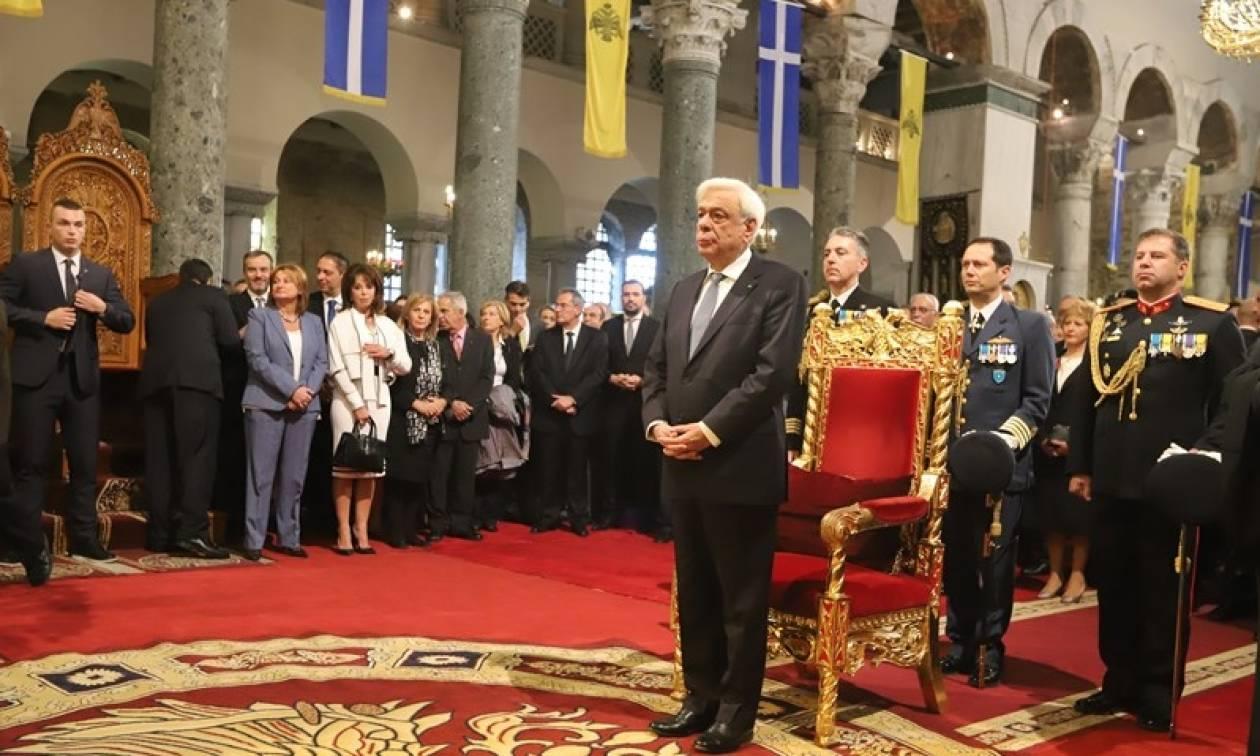 Παυλόπουλος: Πυλώνας του ευρωπαϊκού πολιτισμού η χριστιανική διδασκαλία