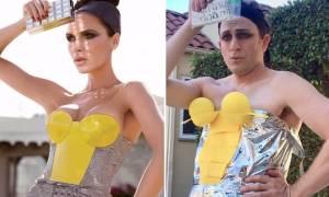 Ηθοποιός τρολάρει διάσημες σταρ στο διαδίκτυο και ο λογαριασμός του γίνεται viral! (pics)