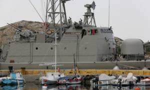 28η Οκτωβρίου 1940: Στον Πειραιά για την επέτειο η φρεγάτα «ΨΑΡΑ» και η πυραυλάκατος «ΝΤΕΓΙΑΝΝΗΣ»