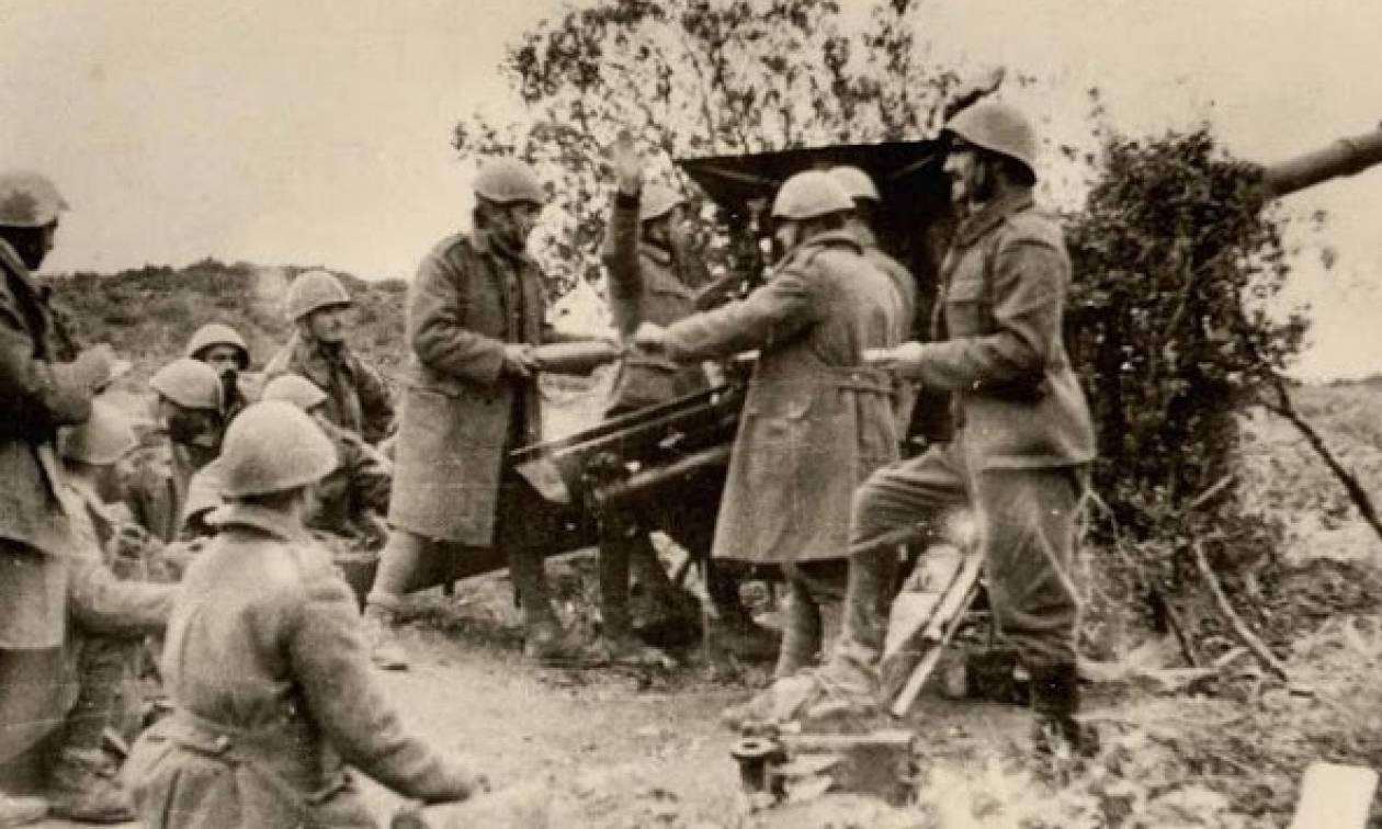 28η Οκτωβρίου 2017: Η 5η Μεραρχία Κρητών του Αλβανικού Μετώπου