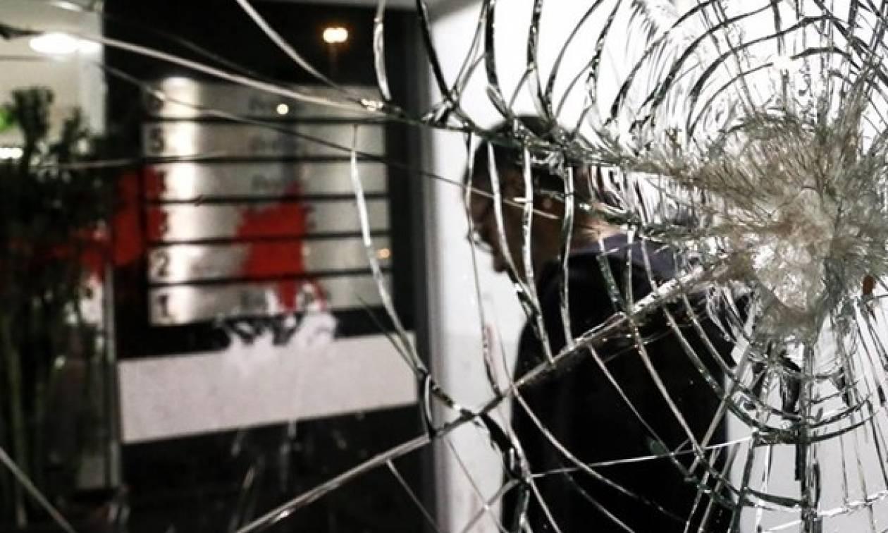 Ταυτοποιήθηκαν τρία άτομα για την επίθεση στα γραφεία του «Έθνους»