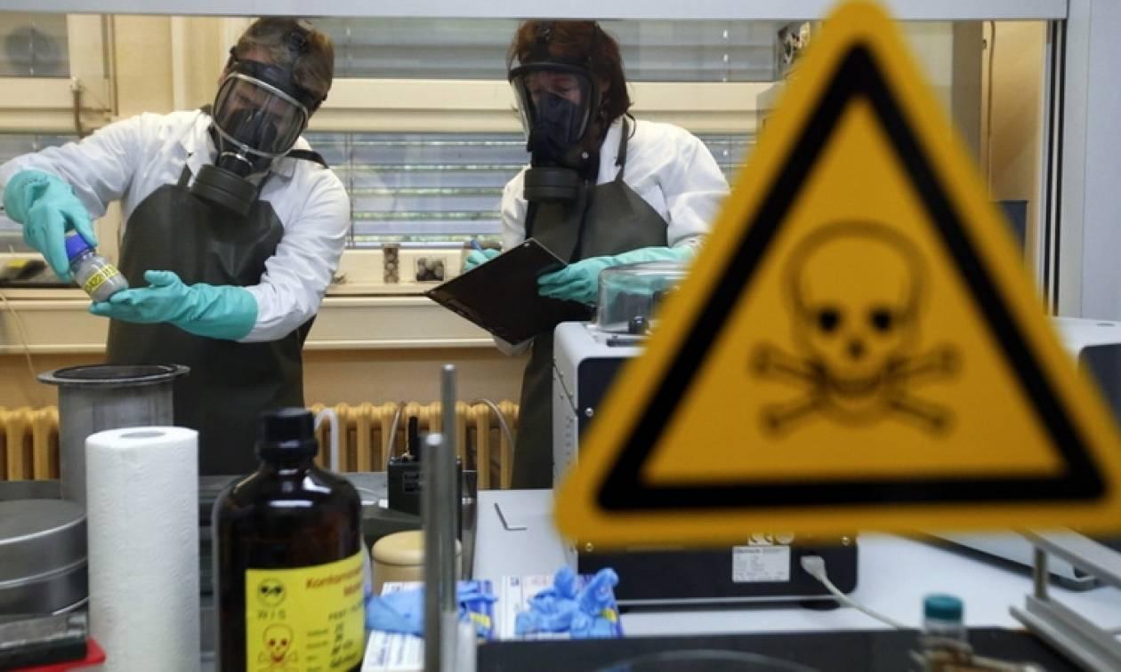 Συρία: Κατηγορούν τον Άσαντ για την επίθεση με το χημικό σαρίν