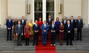 Ολλανδία: 225 μέρες μετά τις εκλογές… ορκίσθηκε η νέα κυβέρνηση του Μαρκ Ρούτε!