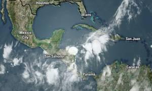 Αυξημένος ο κίνδυνος δημιουργίας κυκλώνα στη Νικαράγουα τις επόμενες ώρες