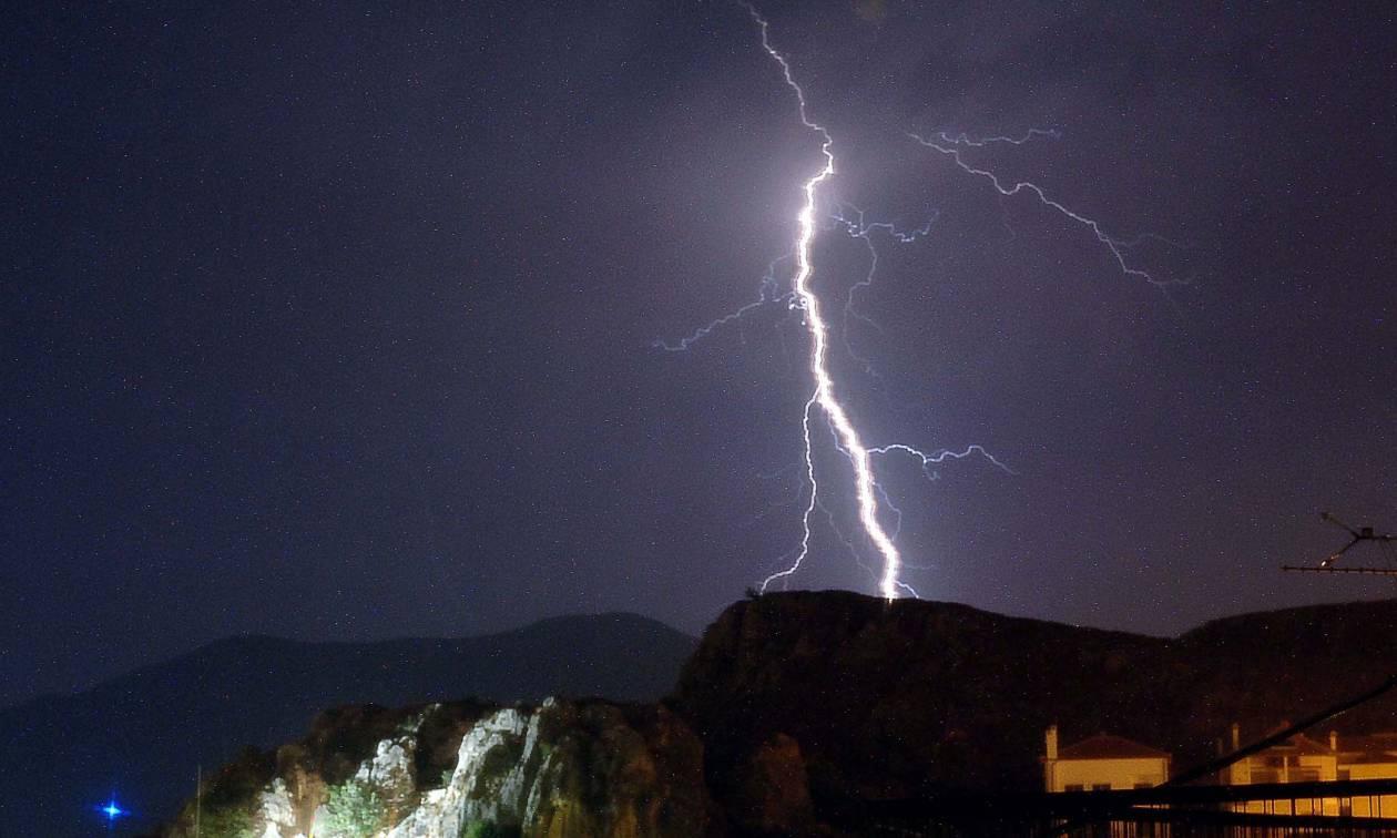 Καιρός: Έρχεται νέα επιδείνωση του καιρού - Με βροχές και καταιγίδες η 28η Οκτωβρίου