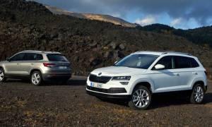 Το αξιόλογο και μοντέρνο Karoq, το νέο μικρό SUV της Skoda, ξεκινά από...
