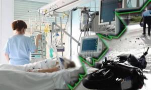 ΣΟΚ στην Κρήτη: Κατέρρευσε γιατρός που προσπάθησε να σώσει το χέρι 20χρονης (video)