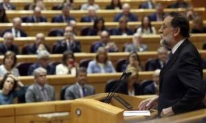 Ισπανία: Σήμερα αποφασίζει η Γερουσία για την αναστολή της ανεξαρτησίας της Καταλονίας