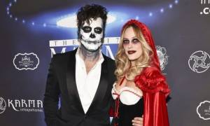 To Hollywood γιορτάζει το Halloween! Δείτε τις φώτο που έχουν δημοσιεύσει στα social media
