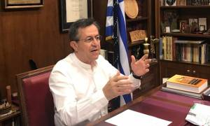 Νικολόπουλος: Για την επέτειο του «ΟΧΙ» να κυματίσει η γαλανόλευκη σε κάθε μπαλκόνι