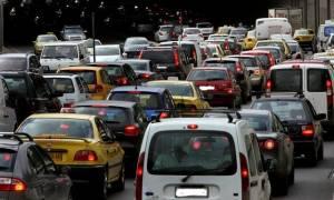 ΤΩΡΑ: Ουρές χιλιομέτρων στον Κηφισό - Απίστευτο μποτιλιάρισμα στους δρόμους της Αθήνας