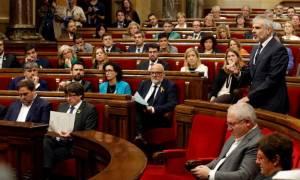 Απόσχιση Καταλονίας: Κάλεσμα στους Καταλανούς δημόσιους υπαλλήλους να «αντισταθούν» στη Μαδρίτη