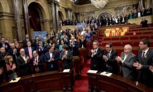 Η Γερμανία δεν αναγνωρίζει την Καταλονία ως ανεξάρτητο κράτος