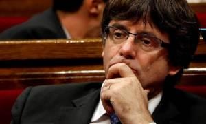 Απόσχιση Καταλονίας: Δίωξη κατά του Πουτζντεμόν με την κατηγορία της εξέγερσης