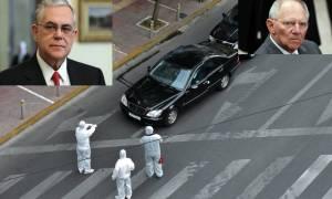 Σύλληψη 29χρονου για τα τρομοπακέτα σε Παπαδήμο και Σόιμπλε
