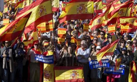 Καταλονία: «Ο Πουτζντεμόν στη φυλακή!» φωνάζει η Μαδρίτη