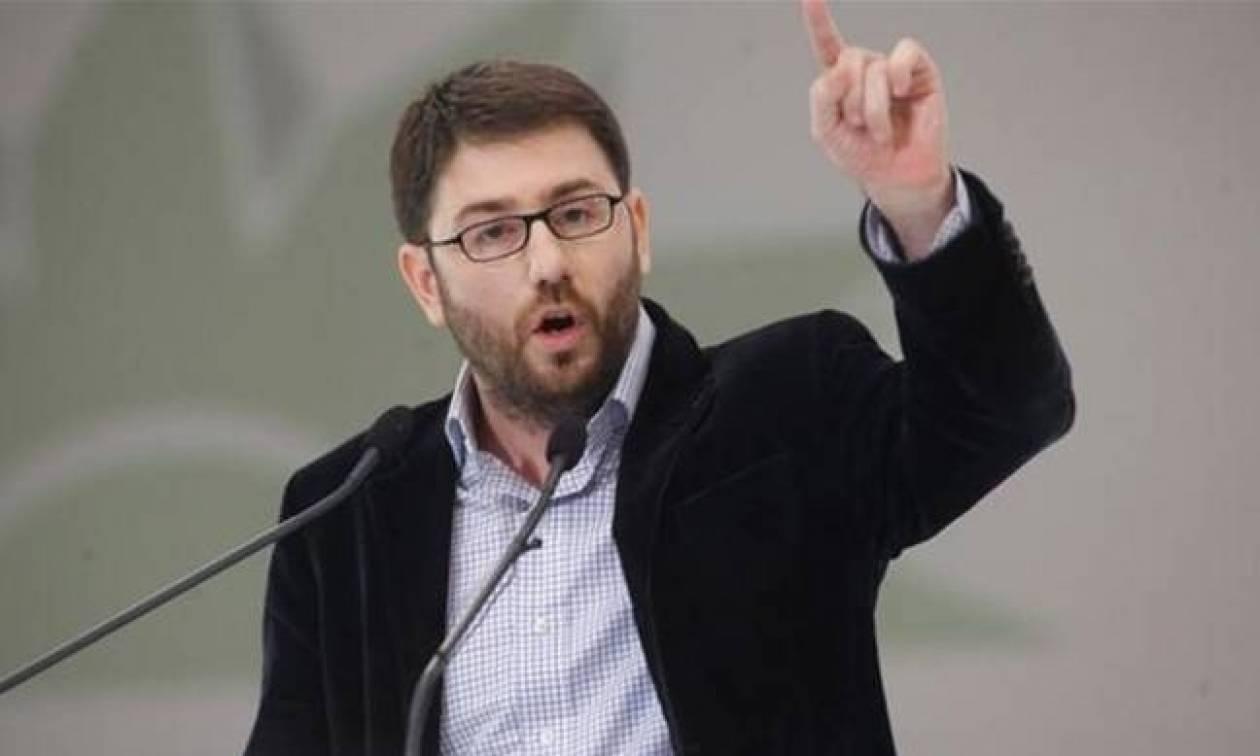 Κεντροαριστερά - Ανδρουλάκης: Πρέπει να πάμε άμεσα σε ιδρυτικό συνέδριο
