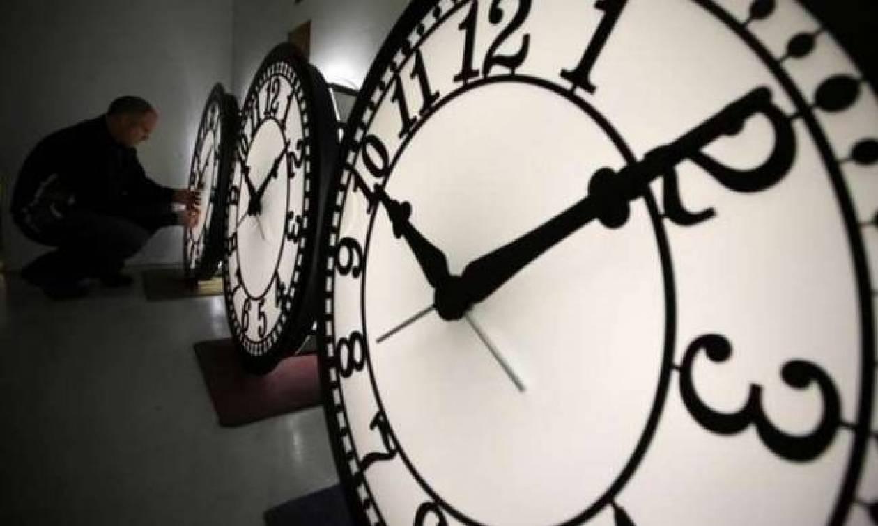 Αλλαγή ώρας 2017 - Προσοχή μην μπερδευτείτε: Η ώρα άλλαξε και έγινε χειμερινή!