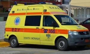 Ασύλληπτη τραγωδία στα Τρίκαλα – Νεκρά δύο άτομα σε τροχαίο (pic)