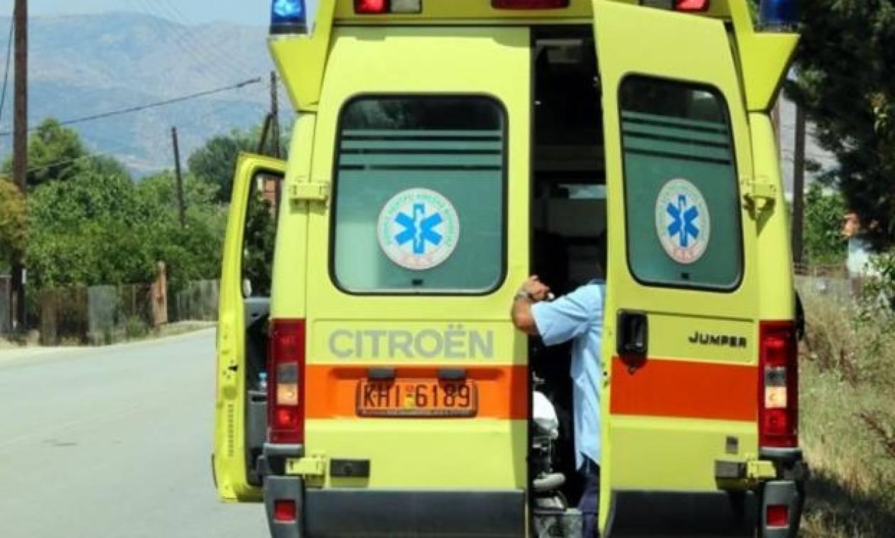 Σοβαρό τροχαίο με εγκλωβισμό στην Κρήτη