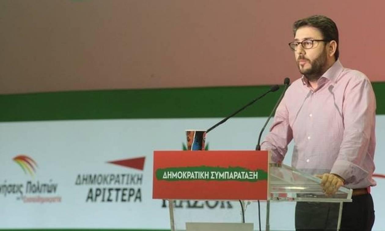 Ανδρουλάκης: Στη Κεντροαριστερά δεν ξεκαθαρίζουμε λογαριασμούς