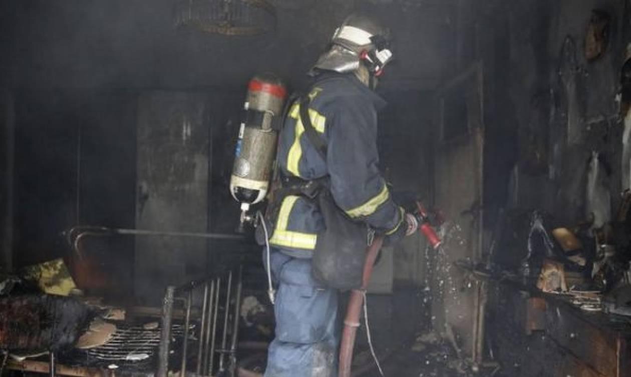 Τραγικός θάνατος για ηλικιωμένη: Πήγε να ανάψει τη σόμπα και κάηκε ζωντανή