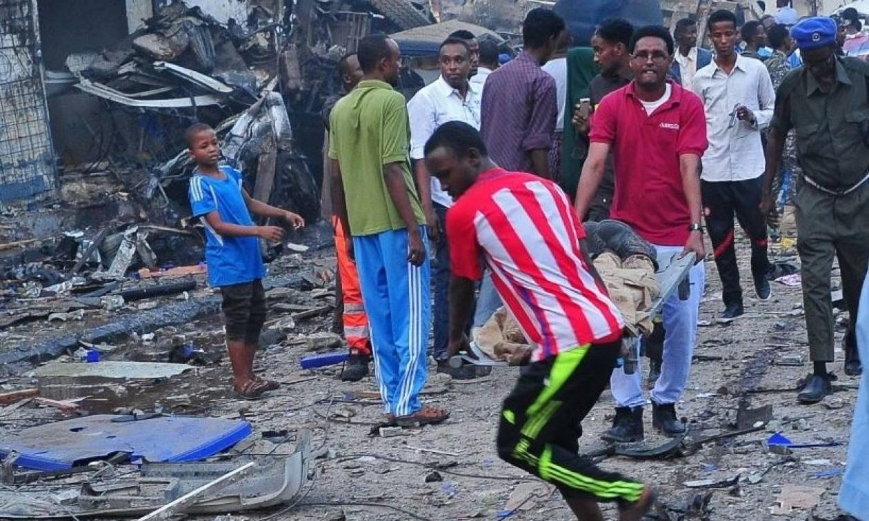 Σομαλία: Στους 25 οι νεκροί από τις επιθέσεις στο Μογκαντίσου