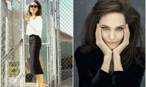 Angelina Jolie: Η εντυπωσιακή αλλαγή στην εμφάνιση της, μετά το χωρισμό της
