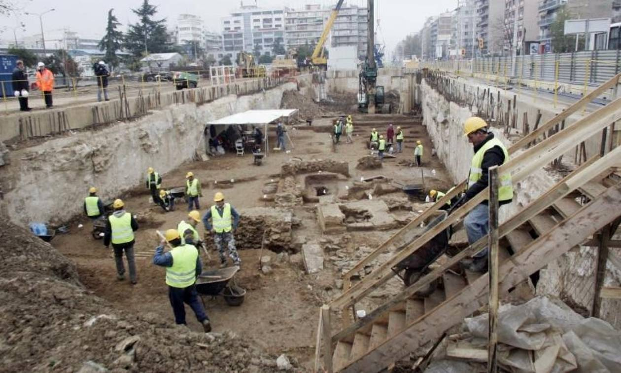 Θεσσαλονίκη - Μετρό: Ξεκινούν οι εργασίες κατασκευής του σταθμού Βενιζέλου