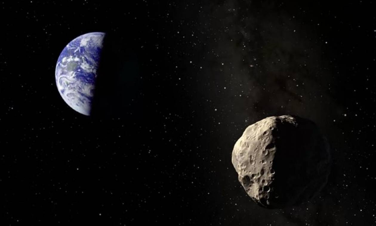 Αστεροειδής «μυστήριο» κινείται με μεγάλη ταχύτητα στο ηλιακό μας σύστημα – Τι λένε οι επιστήμονες