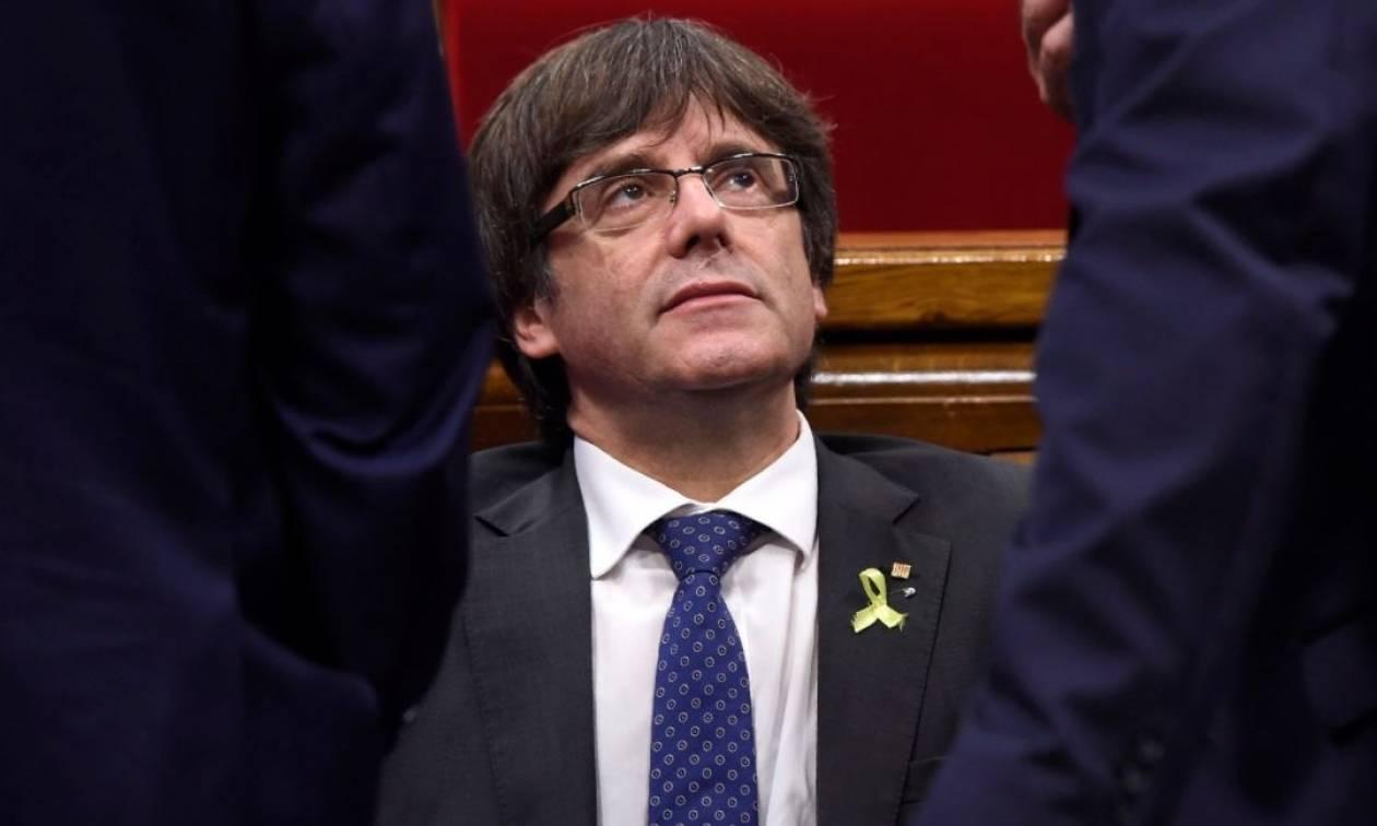 Καταλονία: «Ο Πουτζντεμόν είναι και θα παραμείνει πρόεδρος»