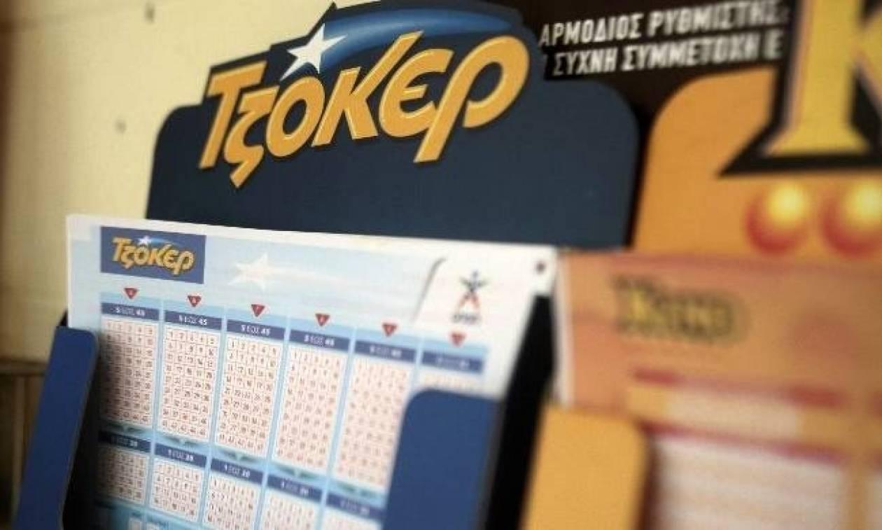 Τζόκερ κλήρωση [1857]: Οι τυχεροί αριθμοί που κερδίζουν τις 700.000 ευρώ!