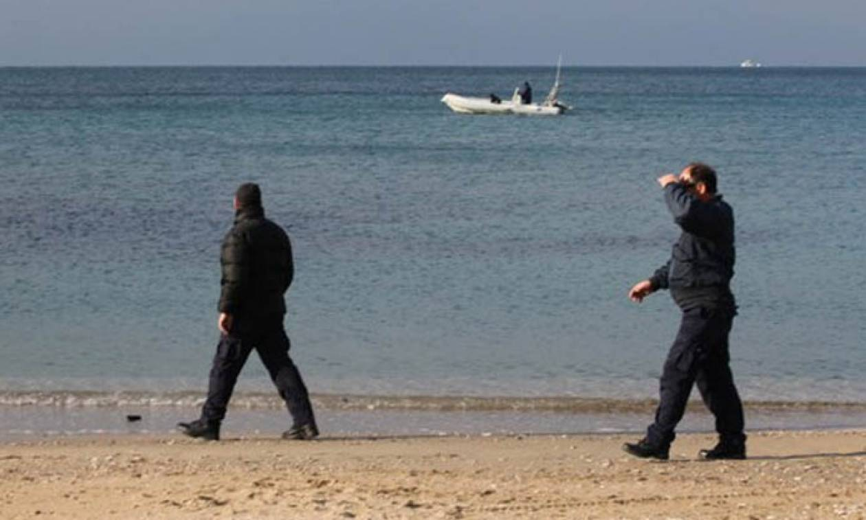 Κινδύνευσαν δύο κολυμβητές στη θάλασσα της Κορίνθου