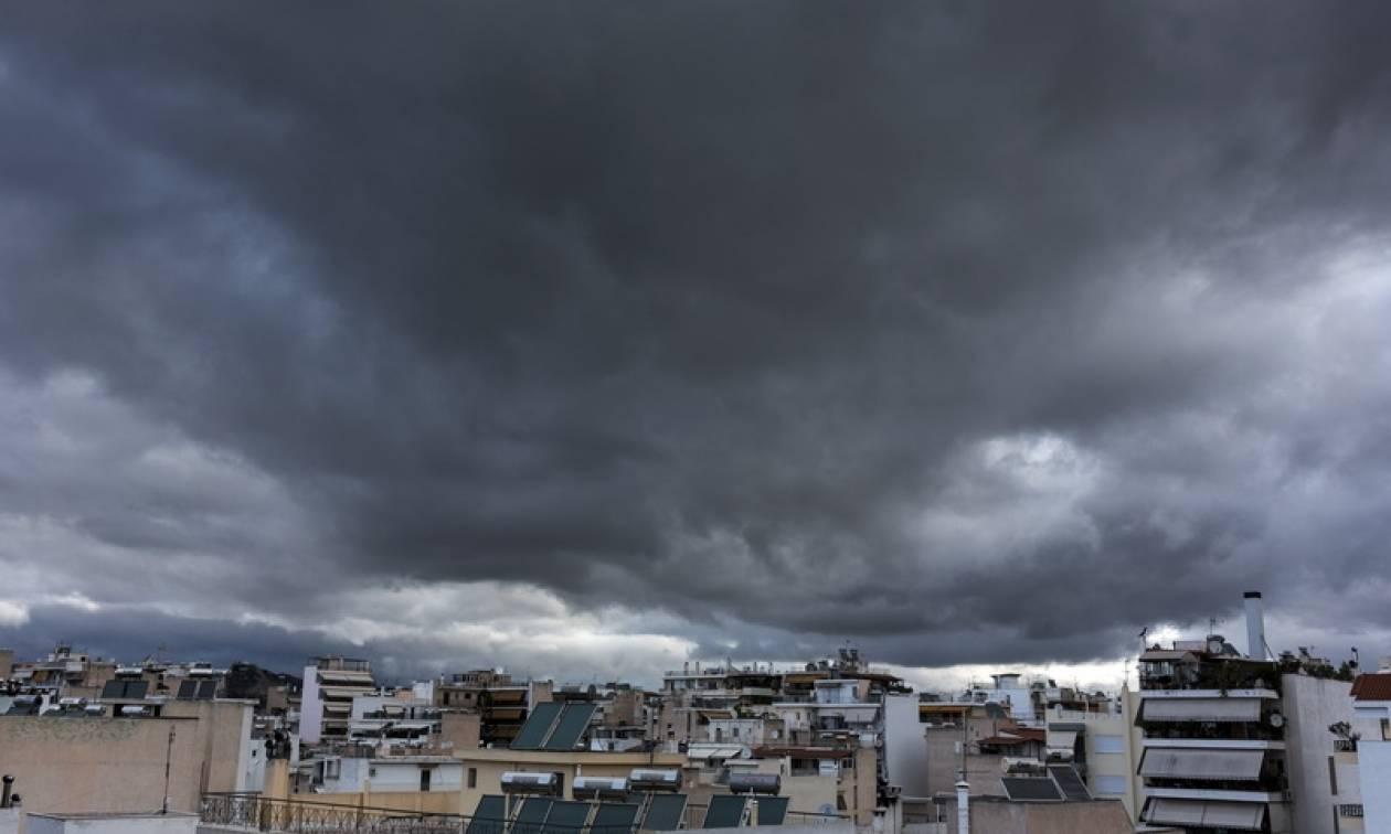 Καιρός τώρα: Με νεφώσεις, βροχές και πτώση της θερμοκρασίας η Δευτέρα (pics)