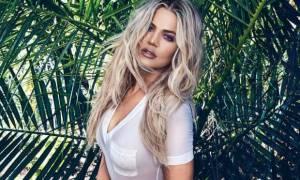 Οι νέες φωτογραφίες της Khloe Kardashian με φουσκωμένη κοιλιά