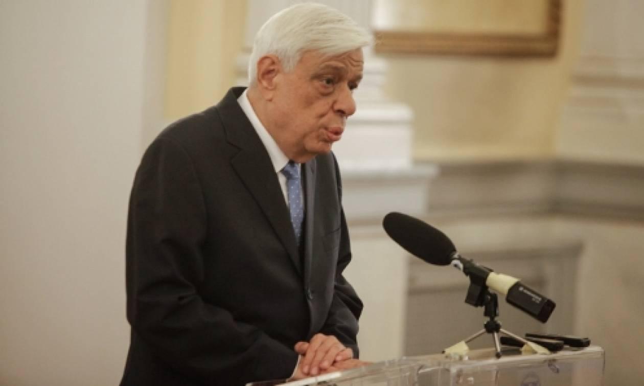 Χαιρετισμός Παυλόπουλου στη διάσκεψη «Θρησκευτικός Πλουραλισμός στη Μέση Ανατολή»