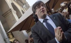 Τη δίωξη των ηγετών της Καταλονίας για εξέγερση ζητά ο γενικός εισαγγελέας της Ισπανίας