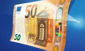 Έτσι δημιουργείται ένα χαρτονόμισμα των 50 ευρώ (video)