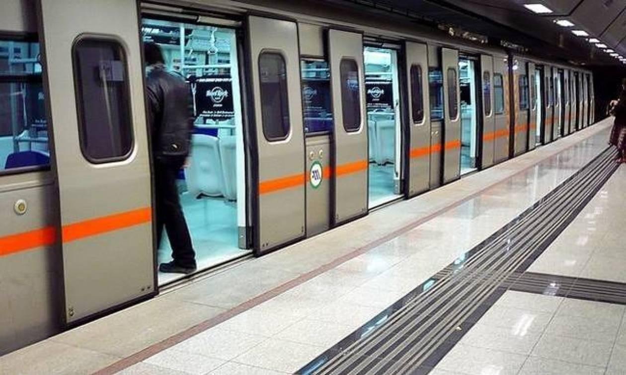 Μετρό: Στάση εργασίας των εργαζομένων την Πέμπτη (2/11)