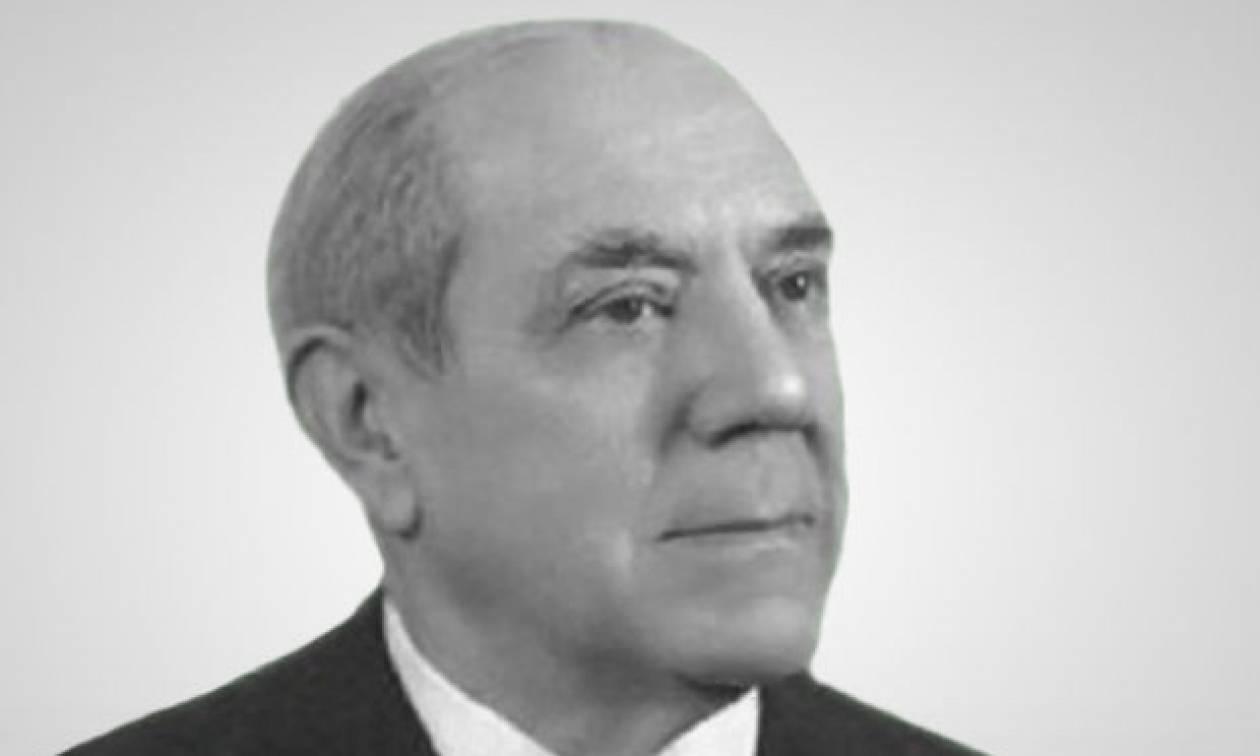 Σαν σήμερα το 2002 πέθανε ο πρώην Πρόεδρος της Δημοκρατίας Μιχαήλ Στασινόπουλος