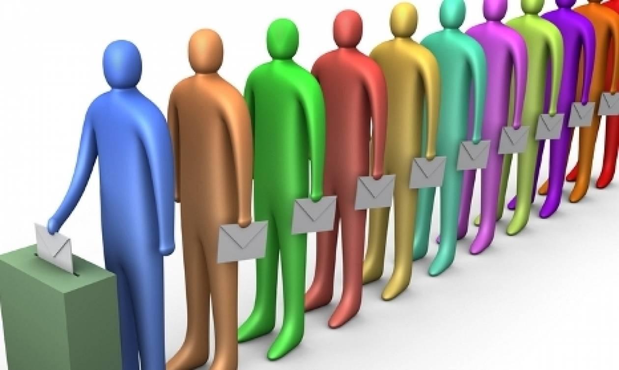 Νέα δημοσκόπηση: Προβάδισμα της ΝΔ - Ποιοι μένουν εκτός Βουλής