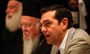 Τσίπρας: Είμαστε ενάντια στον θρησκευτικό εξτρεμισμό και την τρομοκρατία